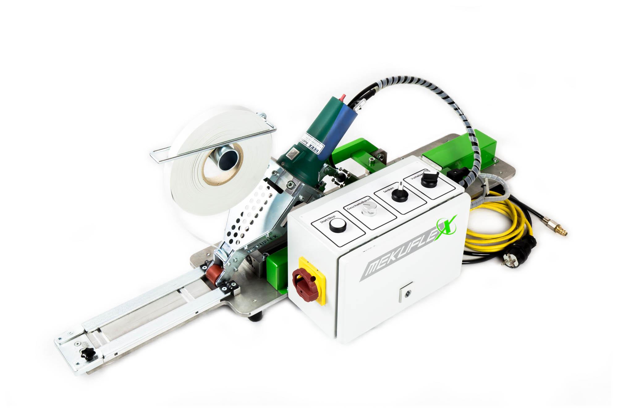 Mekuflex-Halbautomatische Heißluftschweißmaschine